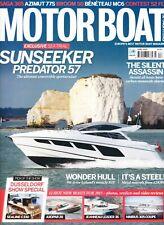 Motor Boat & Yachting Magazine Vol163 #2949~Apr15~Sunseeker Predator 57~Saga 365