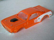 New 1971 Hemi Cuda Snap fit Slot Car Body fits AFX ~ Tomy ~ Auto World