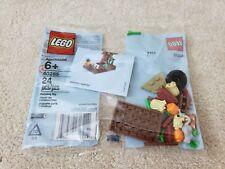 LEGO 40285 October 2018 Monthly Minibuild Scarecrow Polybag Brand New Sealed