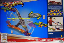 HOT Wheels Wall BINARI SEESAW SMASH un veicolo incluso da MATTEL