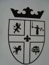 BUSINESS OPPORTUNITY -  LEGAL COAT OF ARMS - WORLD-WIDE COPYRIGHT
