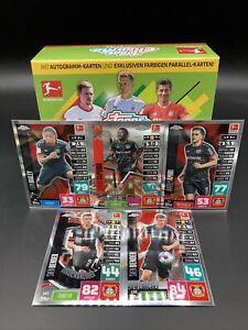 Topps Chrome Bundesliga Match Attax Lot - Bayer Leverkusen