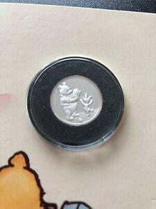 Rarities Mint Disney's Winnie the Pooh .999 oz. Silver Coin