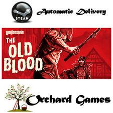 Wolfenstein The Old Blood : PC   : Steam Digital : Auto Delivery