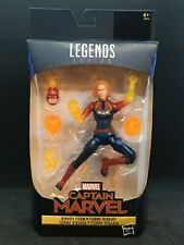 "Marvel Legends Captain Marvel Binary Form Exclusive 6"" Action Figure"