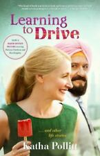 Learning to Drive And Other Life Stories by Katha Pollitt PB Movie tie-in NICE