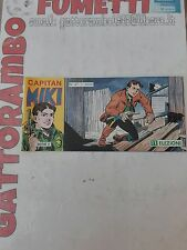 Capitan Miki n.47  (11) serie V Ristampa Anastatica  -  Magazzino