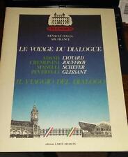 il viaggio del dialogo-adami-cremonini-maselli-peverelli-carte segrete-1986
