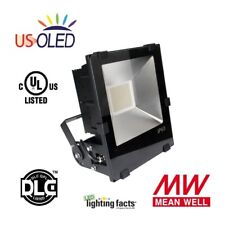 250W LED Flood Light,Lumileds,MeanWell Driver,5700k,29250lm,UL/DLC,IP65 Outdoor