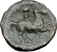 Philip II 359BC Olympic Games HORSE Race WIN Macedonia Ancient Greek Coin i62625
