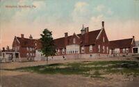 Postcard Hospital Bradford PA