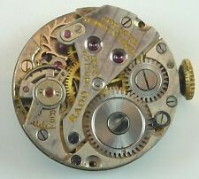 Vintage Rado Watch Company Mechanical Wristwatch Movement  - Parts / Repair