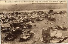CPA  Vergaville - Dieuze - Duss i. L. -  - Gefallen in der Schlacht  (387816)