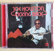 JOE HOUSTON - Kicking Back [UK 2015 Ace/Beat Goes Public (BGP) CD Remaster]