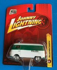 2011 Johnny Lightning VW Police Transporter
