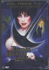 ELVIRA'S HAUNTED HILLS Comedy Evil Terror Lust NEW DVD