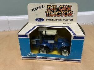 Ertl  Ford FW 60, 4 Wheel Drive Tractor 1/64 Scale