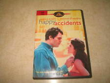 Happy Accidents (DVD, 2002, Full Frame and Widescreen)  **PLEASE READ**