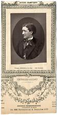 Lemercier, Paris, Auteurs Dramatiques, Victorien Sardou (1831-1908) Vintage Prin
