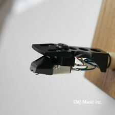 EMJ MM Cartridge MG2880SPH with 3mil SP 78rpm stylus Headshell NEW Free Shipping