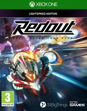Redout Lightspeed Edition Xbox One * NEW SEALED PAL *