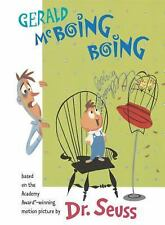 Gerald Mcboing Boing: By Seuss Crawford, Mel