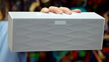 Jawbone BIG JAMBOX Wireless Bluetooth Speaker WHITE Wave Portable Stereo audio B