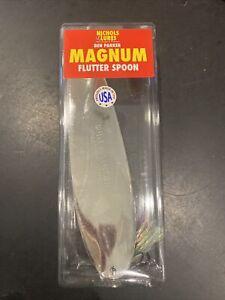 """Nichols Ben Parker Mag Flutter Spoon 9"""" 9FS1-45"""