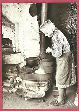 CPM- La Chaleur du fourneau 4 pots  ( les vieux métiers )