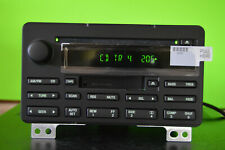 Ford Expedition OEM factory CD cassette player radio 2003 3L1T-18C868-AA