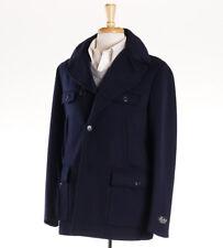 Peacoat 100% Wool Coats & Jackets for Men | eBay