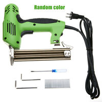 220V 1800W 10-30mm for Heavy-Duty Electric Nail Gun Straight Machine Woodworking