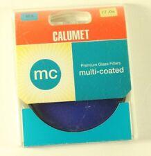 CALUMET 77MM MC 80A Multi-Coated Premium Glass Filter 77 . 0s