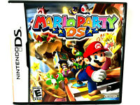 Nintendo DS Mario Party DS Game Complete
