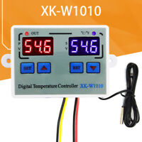 Programmable Thermostat Temperature Controller Switch Digital Display ABS + PCB