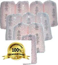 350 Cft Packing Peanuts 10 X 35 Cu Ft Bags Pink Anti Static Popcorn Fill 260 G