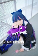 Panty&Stocking with Garterbelt Stocking long Straight Cosplay Wig 100cm