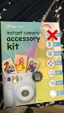 Instant Film Camera Accessory Kit for Fujifilm Instax Mini 8 *NO CAMERA CASE*