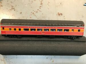 HO Southern Pacific pass'r cars in Daylight Colors by Broadway LTD.; SUNBEAM