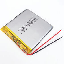 1700mAh 3.7V Li Po Rechargeable Battery For MP5 Cell phone GPS Camera PSP 505050