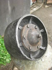 WW II Russian relic original cogwheel  of T-70  SU-76 tank  with bearing.