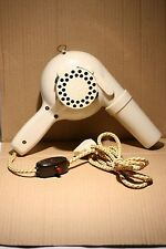 Rare Vintage  Solis Genuine Swiss Made Hair Dryer Made in Switzerland. 110 V