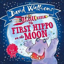 The First Hippo on the Moon - Ross, Tony