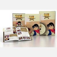 13 Dvd Box Cofanetto + Fascicoli SAM IL RAGAZZO DEL WEST serie completa digipack