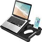 LapGear Ergo Pro Laptop Stand Lap Desk 20 Adjustable Angles Mouse Pad 15.6 Stand