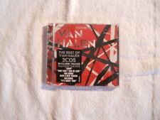 "Van Halen ""The Best of Both Worlds"" 2cd Edition 2004 Warner Bros. New"