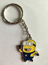 DESPICABLE ME MINION KEY RING BAG CHARM,  CHRISTMAS GIFT STOCKING FILLER
