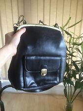 Black Vantage Style Handbag