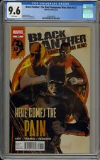 BLACK PANTHER: MOST DANGEROUS MAN ALIVE #527 - CGC 9.6 - 2039460003