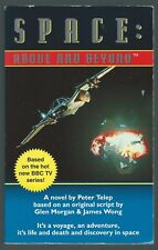 Space: Above And Beyond Peter Telep Voyager 1996 First Paperback Good+ Condition